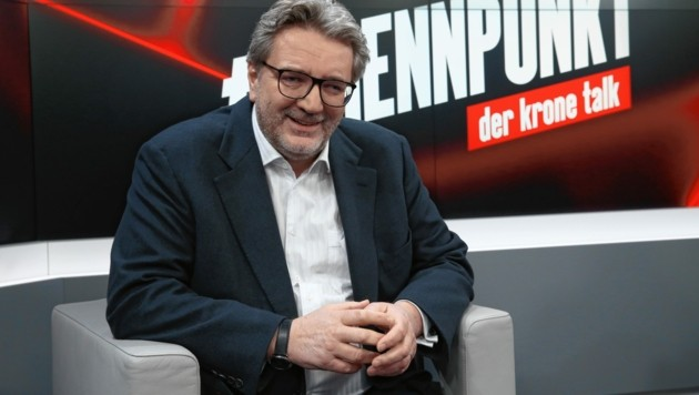 Wiens Gesundheitsstadtrat Peter Hacker (SPÖ) (Bild: Klemens Groh)