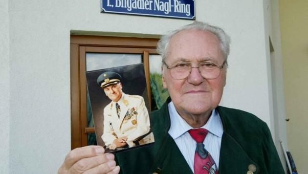 Die Ära des ehemaligen Brigadiers Alfred Nagl ging nun zu Ende (Bild: Privat)