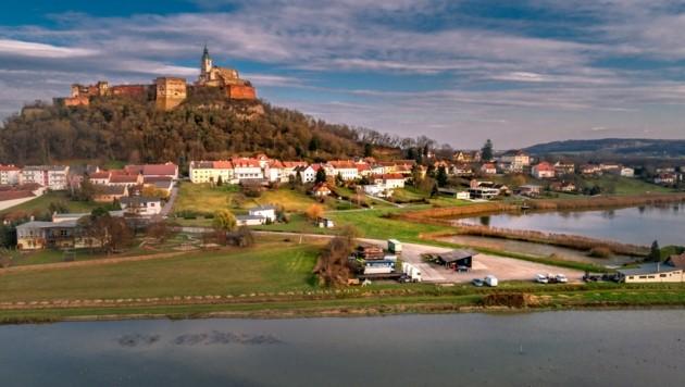 Güssing im Burgenland (Bild: stock.adobe.com)