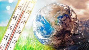 Es wird immer heißer: Schon jetzt liegen die Temperaturen 1,1 bis 1,2 Grad über jenen der vorindustriellen Zeit. (Bild: stock.adobe.com/alphaspirit, stock.adobe.com/Jürgen Fälchle, Krone KREATIV)