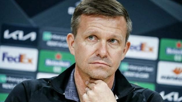 Salzburg-Coach Jesse Marsch (Bild: Gepa Pictures/Jasmin Walter)