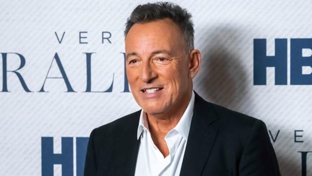 Bruce Springsteen (Bild: Charles Sykes/Invision/AP)