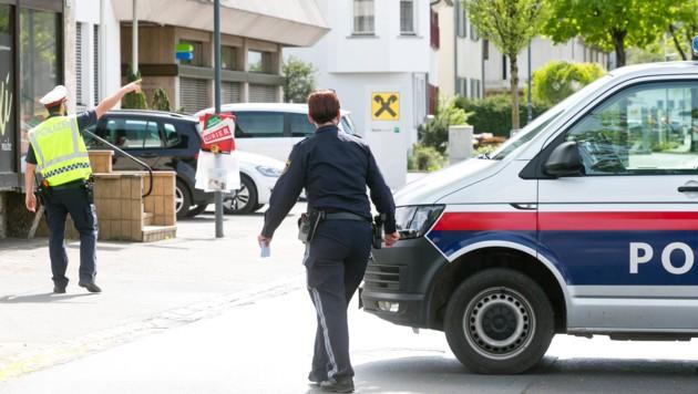 Im Frühjahr des vergangenes Jahres hatte ein 41-Jähriger die Raiffeisenbank in Feldkirch-Altenstadt mit einer Bombendrohung zu erpressen versucht. (Bild: Mathis Fotografie)