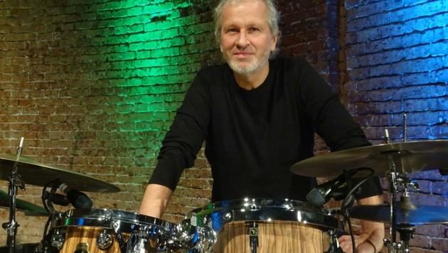 Schlagzeuger Robert Kainar (Bild: zVg)