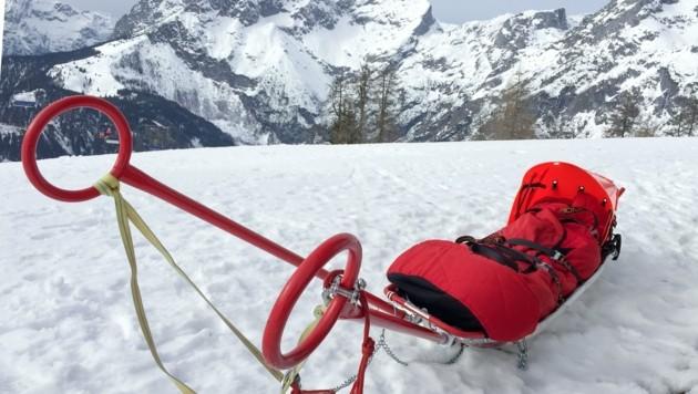 Im Corona-Winter gingen salzburgweit die Skiunfälle zurück (Bild: Berger Susi)