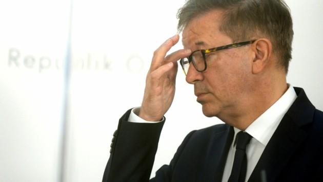Gesundheitsminister Anschober (Bild: APA/Herbert Pfarrhofer)