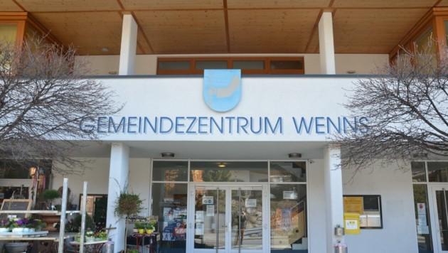 Der Eklat in der Gemeinderatssitzung in Wenns brachte den Stein ins Rollen. (Bild: Hubert Daum)