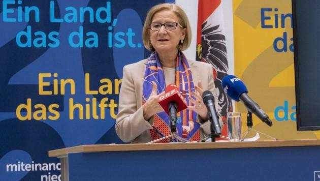 Johanna Mikl-Leitner (VP) (Bild: VPNÖ)