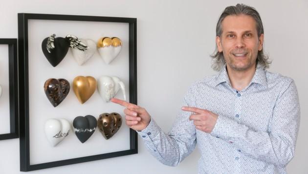 Mentaltrainer Stefan Prusina half Katharina Liensberger unedles Metall in Gold zu verwandeln. (Bild: Mathis Fotografie)