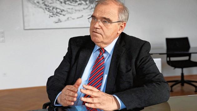 Wolfgang Brandstetter (Bild: Jöchl Martin)