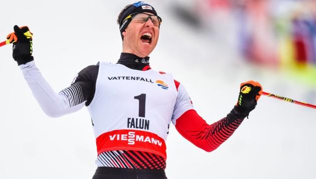 Bernhard Gruber, der sich 2015 in Falun zum Weltmeister krönte, beendet seine Karriere (Bild: GEPA pictures)