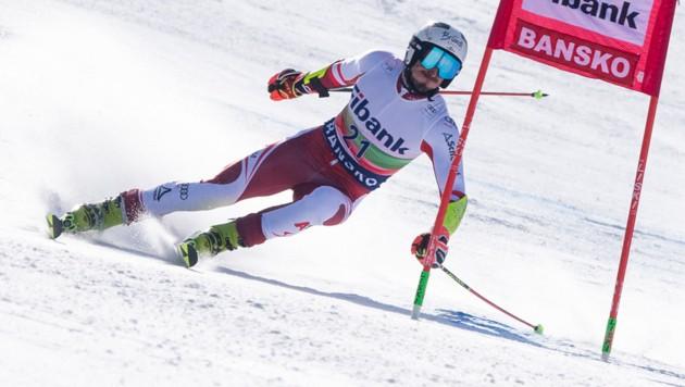 Stefan Brennsteiner (Bild: AFP )