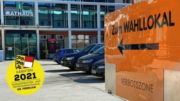 "Aus dem Rathaus in Hermagor berichtet ""Krone""-Redakteur Hannes Wallner. (Bild: Wallner Hannes)"