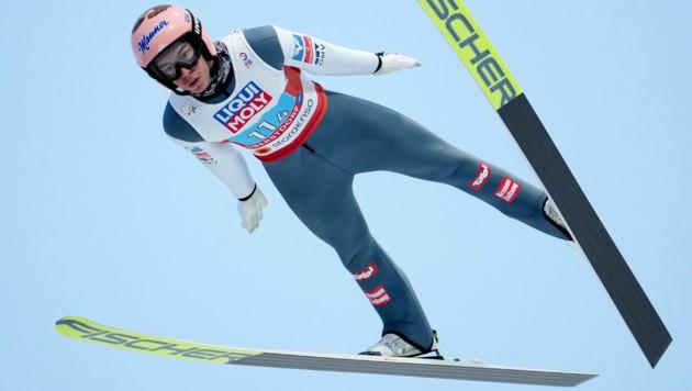 Stefan Kraft (Bild: APA/GEORG HOCHMUTH)