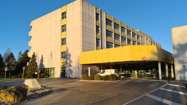 Das Rehazentrum Weißer Hof wird bereits abgeschrieben (Bild: zVg)