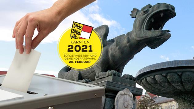 In der Kärntner Landeshauptstadt Klagenfurt gibt es in 14 Tagen eine Stichwahl um das Bürgermeisteramt. (Bild: APA, dpa)