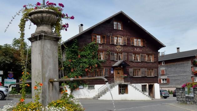 Ab Mittwoch kommt die Ausreisetestpflicht für den Bregenzerwald. (Bild: APA/Barbara Gindl)