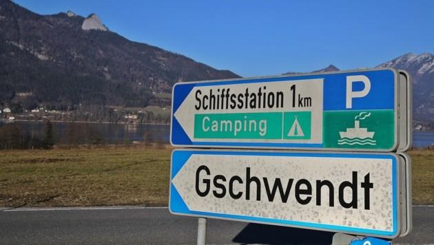 Die Ortschaft Gschwendt verliert die Postleitzahl 5342. (Bild: Hörmandinger Reinhard)