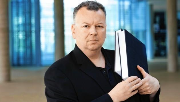 Plagiatsjäger Stefan Weber (Bild: zVg)