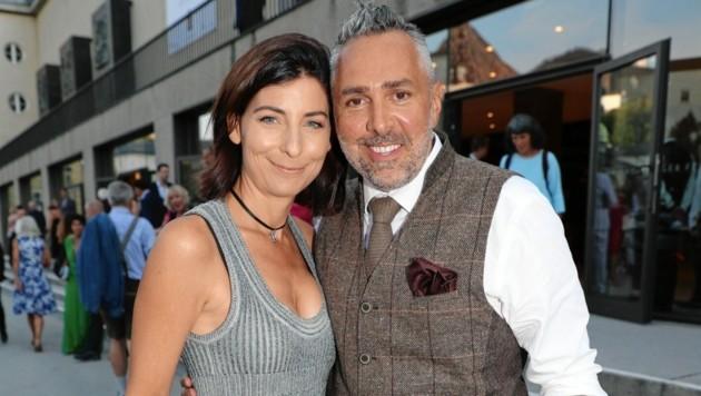 Roland und Daniela Trettl seit Jahren happy. (Bild: www.neumayr.cc)