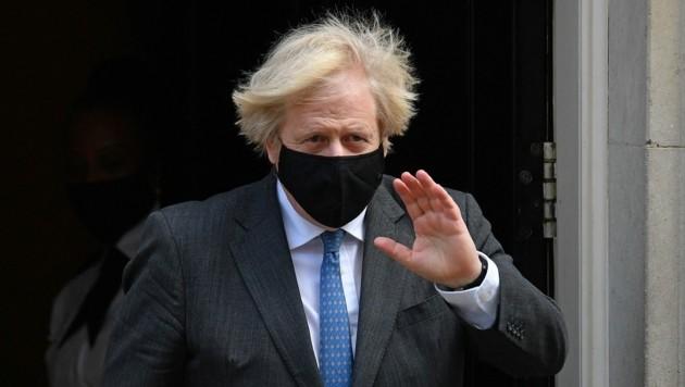 Boris Johnson (Bild: AFP)