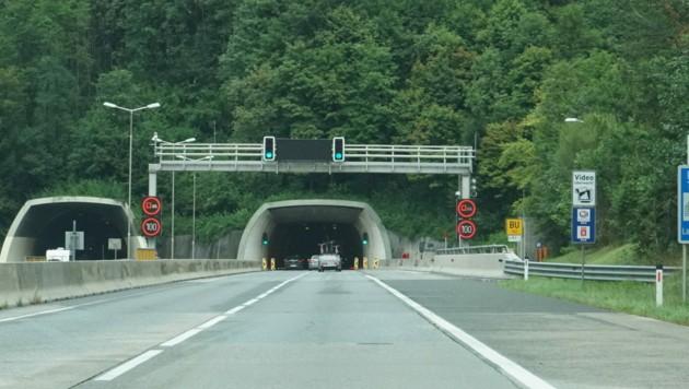 Hiefler Tunnel (Bild: ÖAMTC)