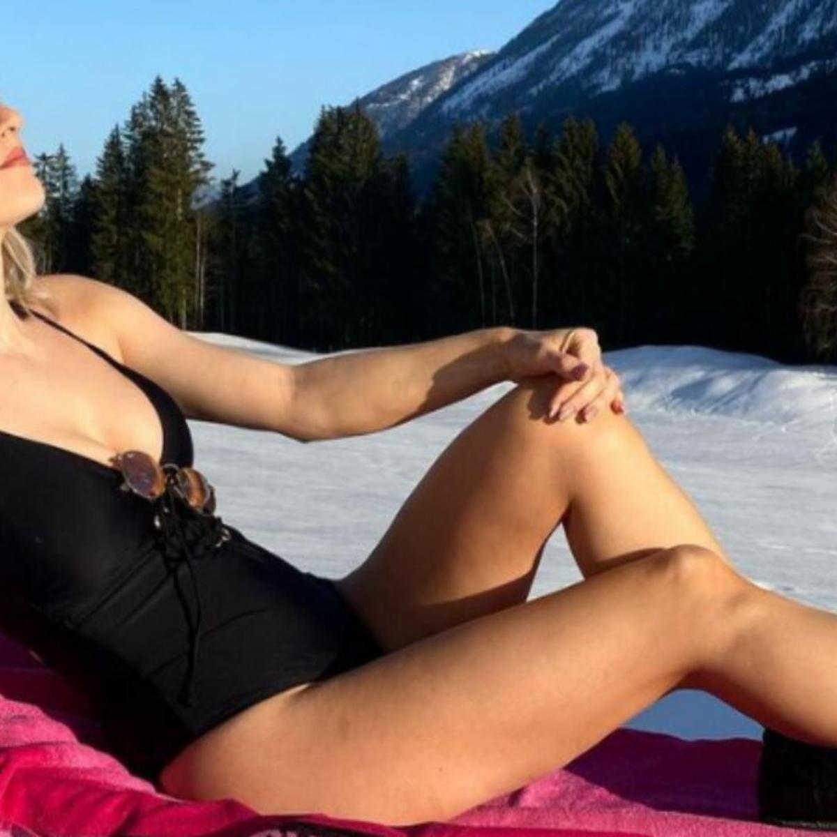Melissa naschenweng nackt