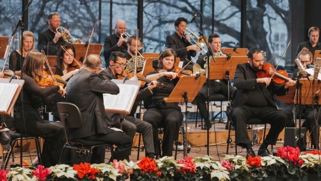"""Bereits zum 21. Mal stellt am 6. März das Kammerorchester InnStrumenti mit seinem Projekt """"KomponistInnen unserer Zeit"""" zeitgenössische Orchestermusik in den Mittelpunkt. (Bild: Amir Kaufmann)"""
