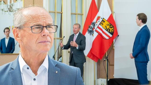 Kurz kritisiert Christian Stöckl (Bild: FOTOKERSCHI.AT / KERSCHBAUMMAYR)