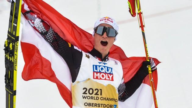 Johannes Lamparter (Bild: AFP )