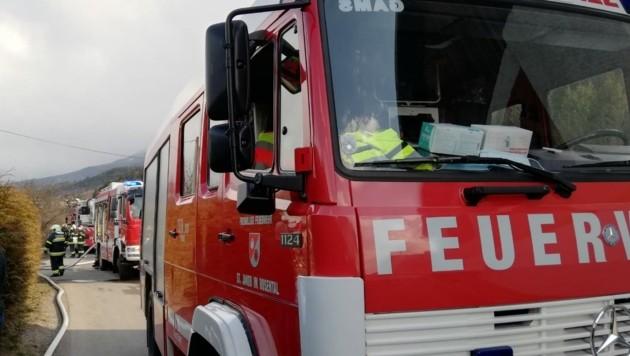 Symbolfoto. (Bild: Feuerwehr St. Jakob im Rosental)