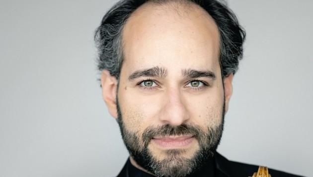Giovanni Guzzo (Bild: Neda Navaee)