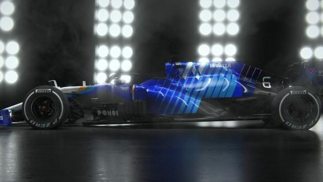 (Bild: Facebook.com/Williams Racing)