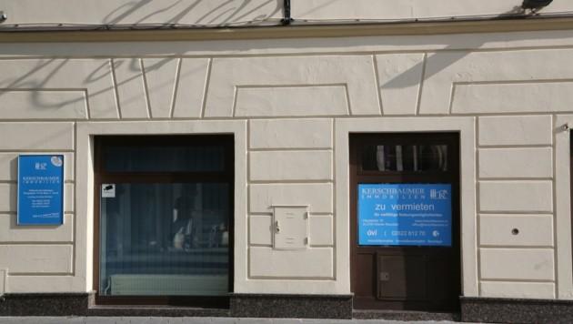 Leerstände in der City von Wiener Neustadt: 28,8 Prozent! (Bild: Horvath Helmut)