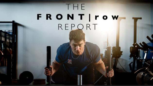 """Alessandro Hämmerles erster Film: """"The Front row report"""" (Bild: Screenshot/Studio Fasching)"""