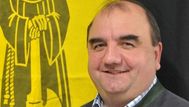 Vizebürgermeister Christian Weinberger erlag dem Virus. (Bild: Gemeinde Pfaffenschlag)
