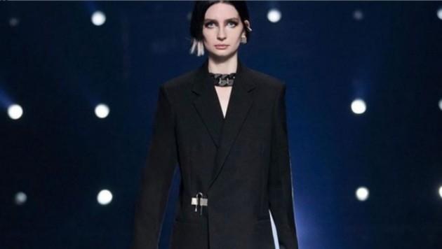 Meadow Walker durfte die Givenchy-Show in Paris eröffnen. (Bild: instagram.com/meadowwalker)