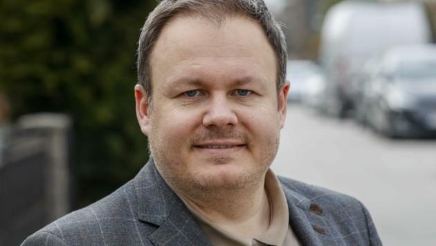 Roman Neßhold, Leiter des Instituts für Spielsucht und Abhängigkeit (Bild: Tschepp Markus)
