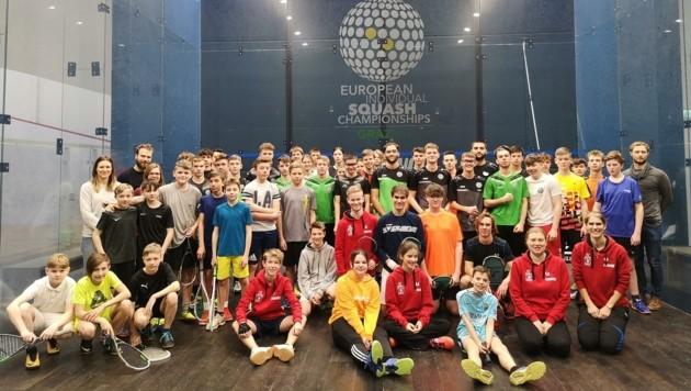 """Der """"Union Squash Club 2000"""" hat sich bereits bei unserer großen Vereinsaktion beworben. (Bild: Union Squash Club 2000)"""