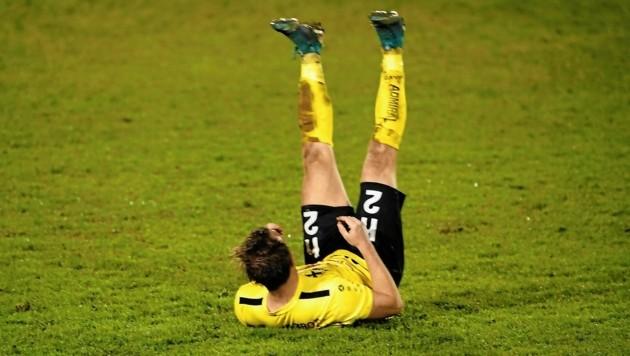 Fällt Regionalliga-Dino Allerheiligen um? (Bild: Sepp Pail)