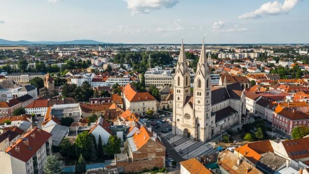 Wiener Neustadt in Niederösterreich (Bild: stock.adobe.com)