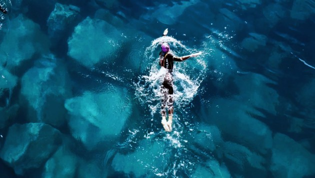 Leon Pauger nutzte in den vergangenen Monaten die perfekten Trainingsbedingungen auf den Kanarischen Inseln. (Bild: Privat)