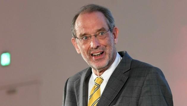 Bildungsminister Heinz Faßmann (ÖVP) (Bild: APA/HELMUT FOHRINGER)