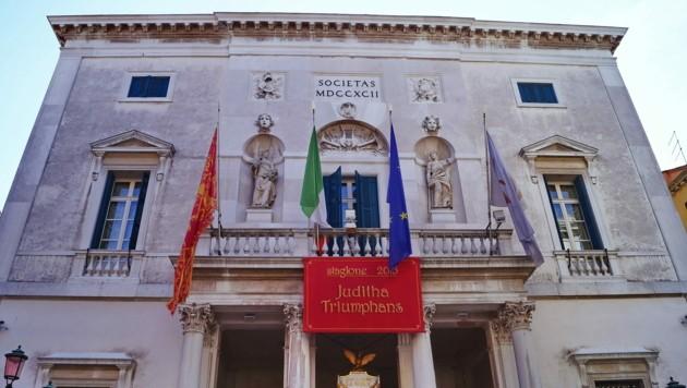 Das bekannteste Opernhaus in Venedig: das Teatro La Fenice. (Bild: ©sansa55 - stock.adobe.com)