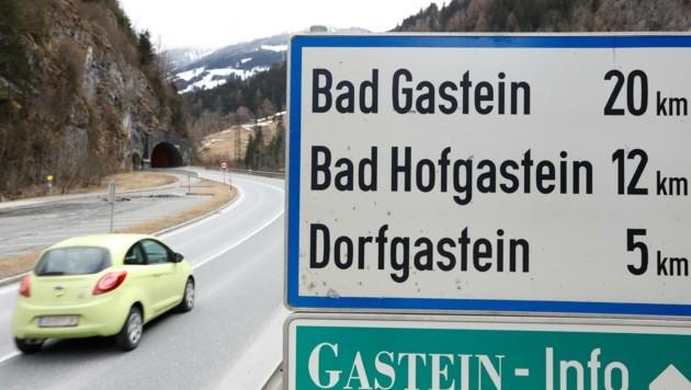 Ab Montag treten die Ausreisekontrollen für das Tal in Kraft (Bild: Gerhard Schiel)