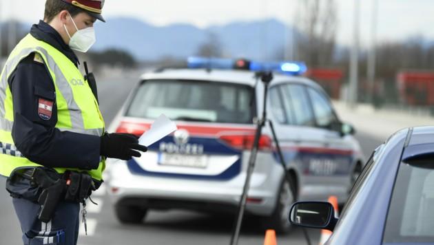Ab Freitag wird auch im Bezirk Scheibbs kontrolliert (Bild: APA/Robert Jäger)