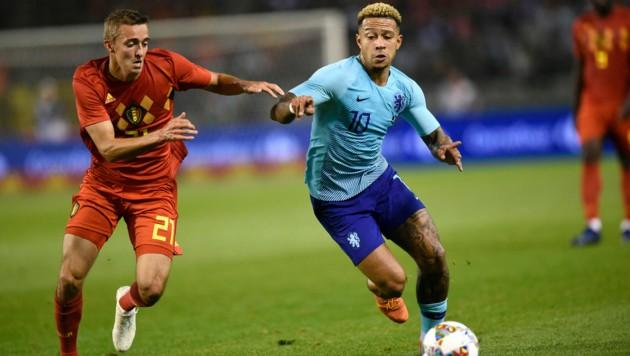 Spielen die Klubs aus Belgien und den Niederlanden bald in einer gemeinsamen Liga? (Bild: AFP )