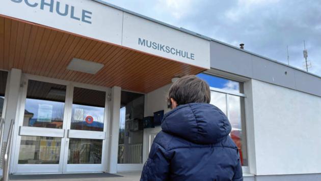Der Ausbau der Musikschule soll noch dieses Jahr erfolgen. (Bild: Evelyn Hronek)