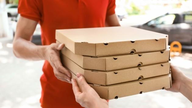 Gesuchter Italiener bei Pizzaabholung (Symbolbild) gefasst (Bild: stock.adobe.com)