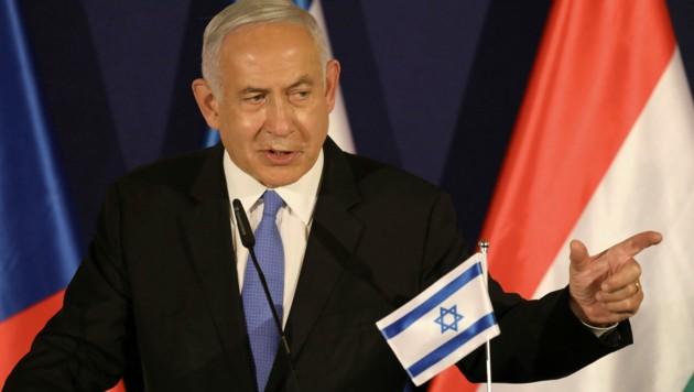 Israels Premier Netanjahu schmettert seit zwei Jahrzehnten alle Herausforderer ab. (Bild: AP)